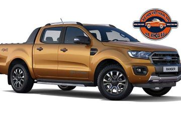 Ford Ranger XLT 2.0L AT 4x4 Limited - SingleTurbo